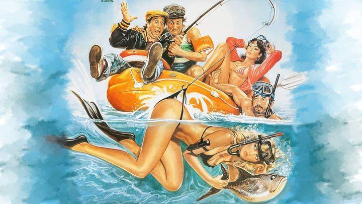 Una scena tratta dal film La Liceale Al Mare Con L'amica Di Papà