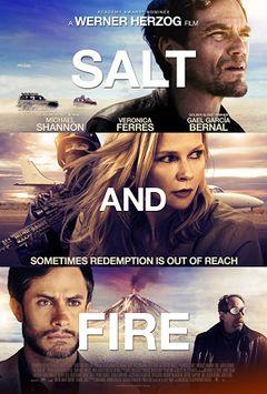 Locandina Salt and Fire