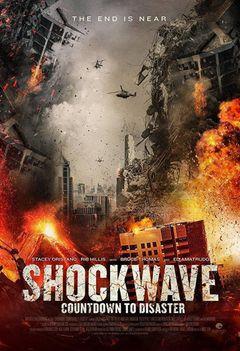 Locandina Shockwave: countdown per il disastro