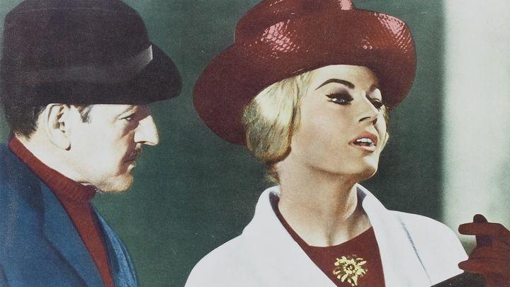 Una scena tratta dal film Poirot e il Caso Amanda
