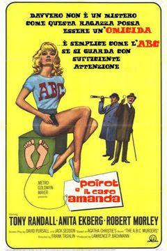Locandina Poirot e il Caso Amanda