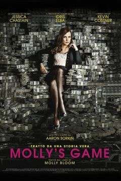 Locandina Molly's game