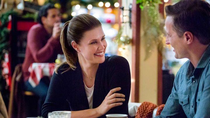 Una scena tratta dal film Il Natale di Beth