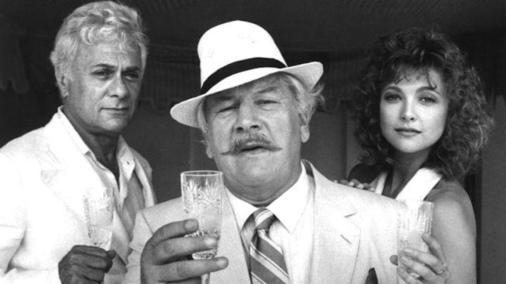Una scena tratta dal film Agatha Christie: Delitto in tre atti