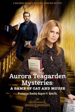 Locandina I misteri di Aurora Teagarden: Il gioco del gatto e del topo