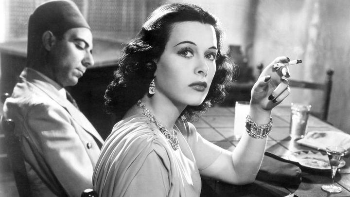 Una scena tratta dal film Bombshell - La storia di Hedy Lamarr