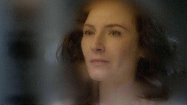 Una scena tratta dal film La vendetta di una donna