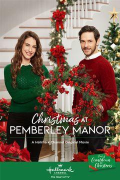 Locandina Natale a Pemberley Manor