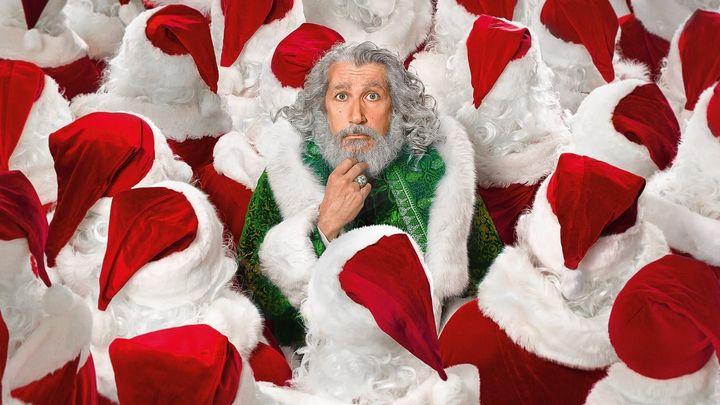 Una scena tratta dal film Christmas & Co.
