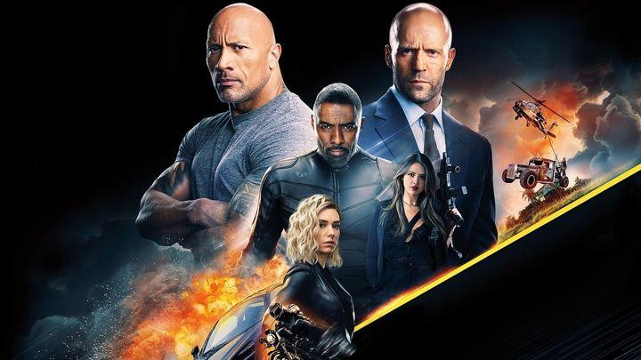 Una scena tratta dal film Fast & Furious - Hobbs & Shaw