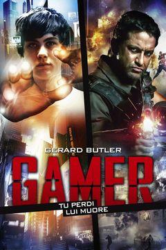 Locandina Gamer