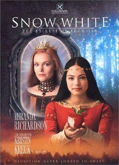 Locandina La vera storia di Biancaneve