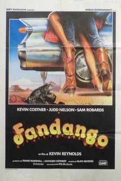 Locandina Fandango