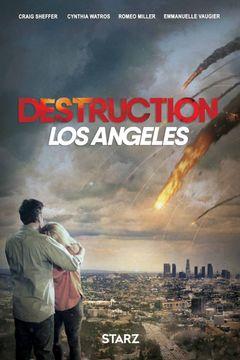 Locandina Destruction: Los Angeles