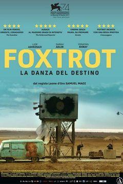 Locandina Foxtrot - La danza del destino