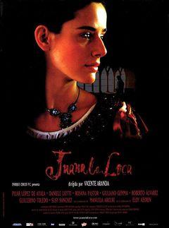 Locandina Giovanna la pazza