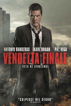 Locandina Vendetta finale - Acts of vengeance