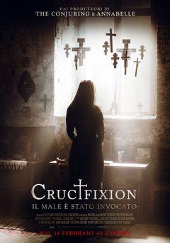 Locandina Crucifixion - Il male è stato invocato