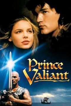 Locandina Il mistero del principe Valiant