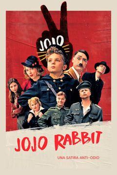 Locandina Jojo Rabbit