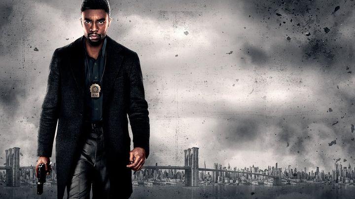 Una scena tratta dal film City of Crime