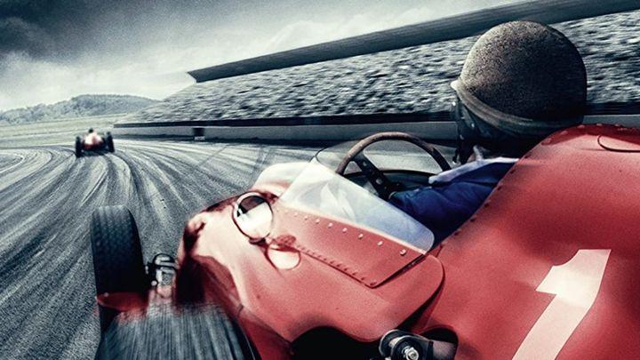 Una scena tratta dal film Ferrari: Un mito immortale