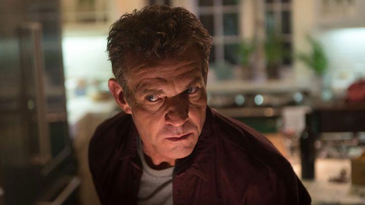 Una scena tratta dal film The Intruder
