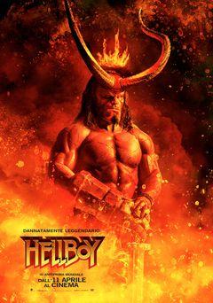 Locandina Hellboy