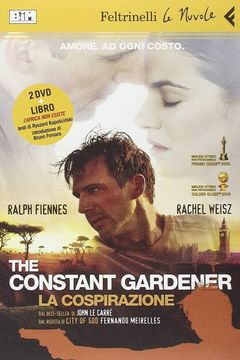 Locandina The Constant Gardener - La Cospirazione