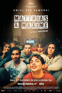 Locandina Matthias & Maxime