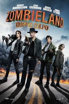 Locandina Zombieland - Doppio colpo