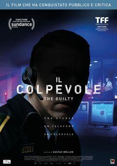 Locandina Il colpevole - The guilty