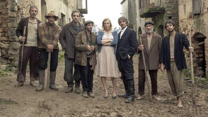 Una scena tratta dal film Aspromonte - La terra degli ultimi