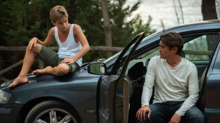 Una scena tratta dal film Il ladro di giorni