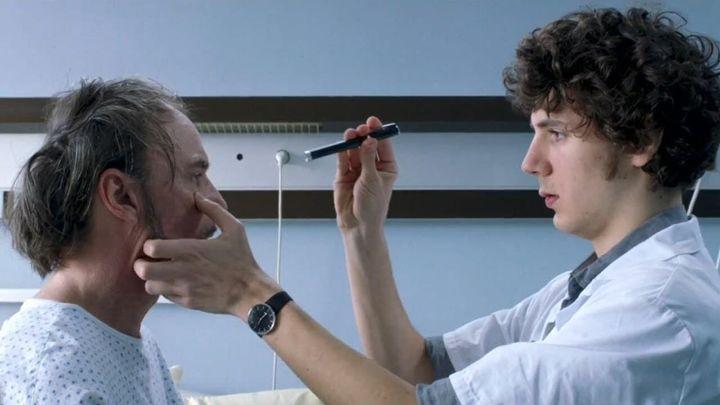 Una scena tratta dal film Ippocrate