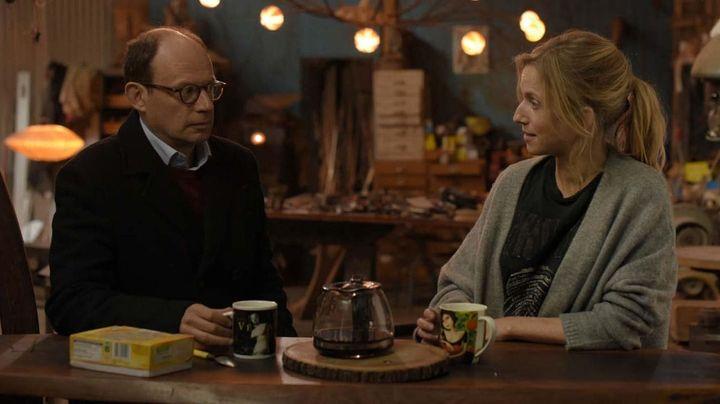 Una scena tratta dal film Il professore cambia scuola
