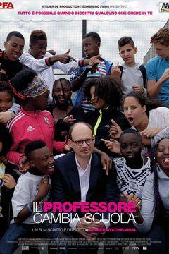 Locandina Il professore cambia scuola