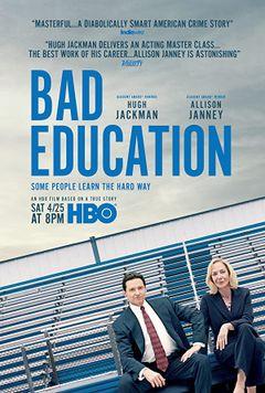 Locandina Bad Education