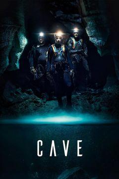 Locandina The Cave - Discesa mortale