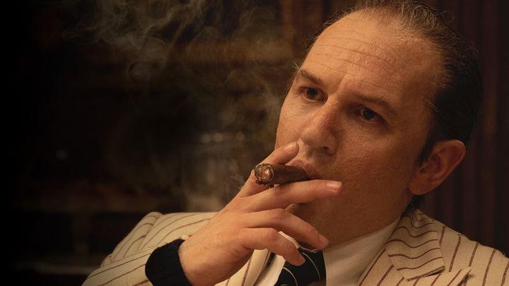Una scena tratta dal film Capone