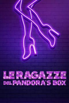 Locandina Le ragazze del Pandora's Box