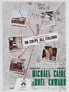 Locandina Un colpo all'italiana