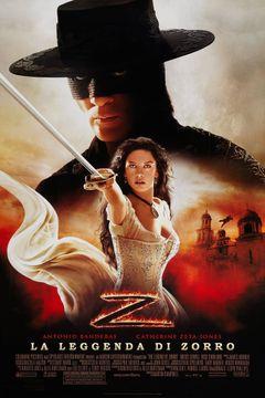 Locandina The Legend Of Zorro