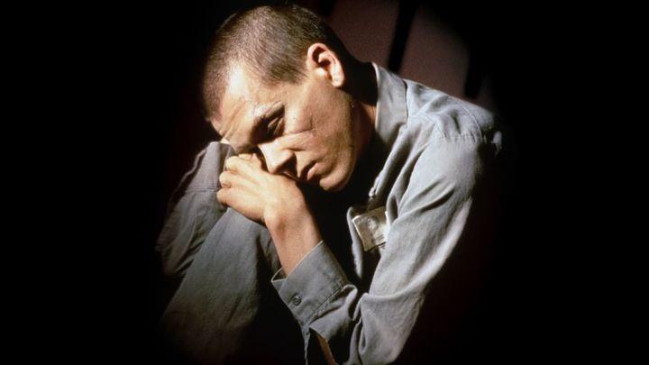 Una scena tratta dal film L'isola Dell'ingiustizia - Alcatraz