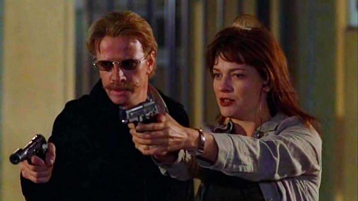 Una scena tratta dal film The Point Man - Creato per uccidere