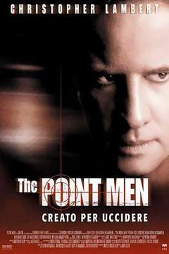 Locandina The Point Man - Creato per uccidere