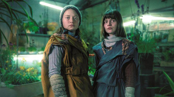 Una scena tratta dal film Shadows - Ombre