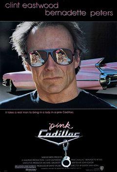 Locandina Pink Cadillac