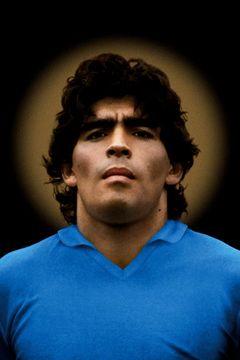 Locandina Diego Maradona