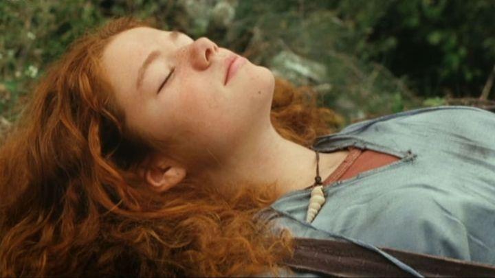 Una scena tratta dal film La ribelle Zora